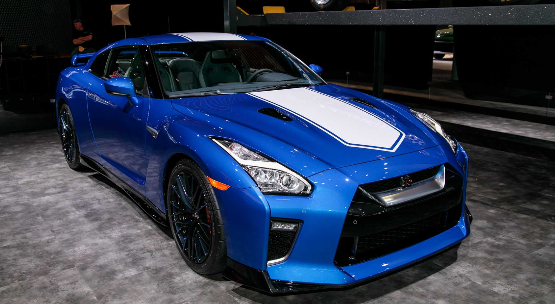 2020 Nissan R35 GT-R Redesign